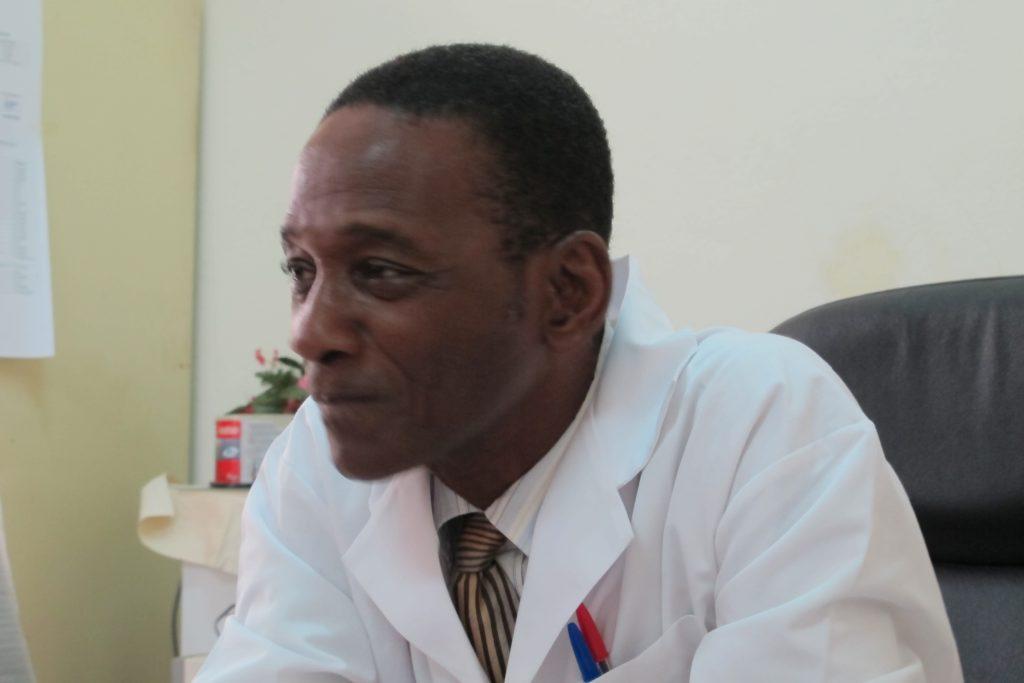 Dr. Bouraïma Maïga